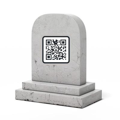 QR Code Obiturary Shenyang China Worldwide Mavsocial Social Media Software