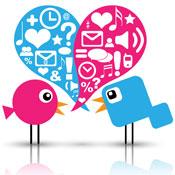 Twitter speech bubble