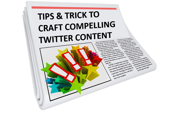 Tips & Tricks To Craft Compelling Twitter Content