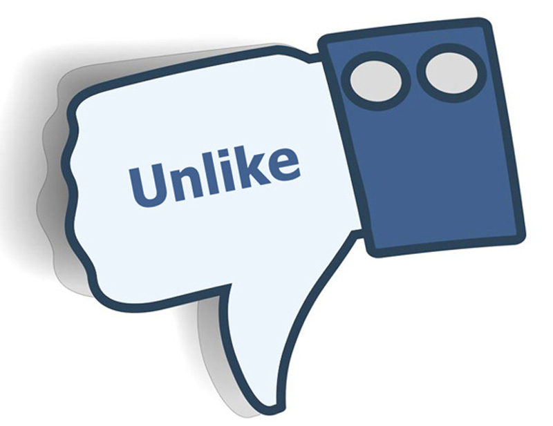 how to see who unliked you on facebook