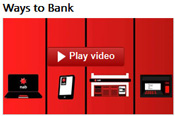 National Australia Bank video campaigns to increase ROI