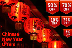 chinese new year discount vouchers encourage social media engagements, MavSocial