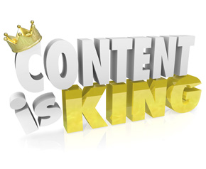 content is king, one of social media's golden rules, MavSocial