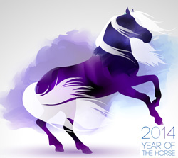 Celebrate Year of the Horse, MavSocial social media softare
