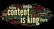 content is king on social media marketing