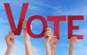 vote Social Campaign to Boost Sales