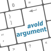 Remind employees to avoid arguments related to brand