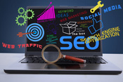 search engine optimized (SEO) content