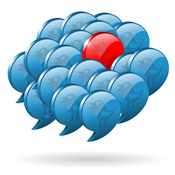 Twitter chats attract audience Twitter campaign hashtags