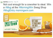 Morning Win Swag Shop