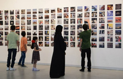 #Sharjah1000 exhibition at the Sharjah Art Foundation