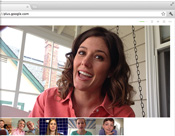 Google+ Hangouts on Air MavSocial social media software for business