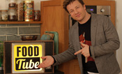 chef Jamie Oliver's online cooking channel Food Tube social media marketing campaigns MavSocial software